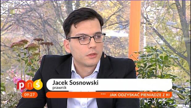 ADWOKAT WARSZAWA JACEK SOSNOWSKI