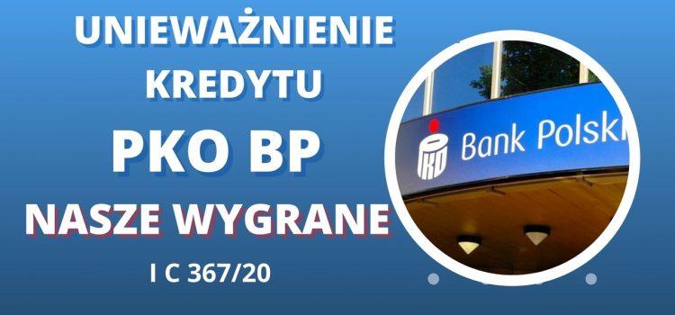 """Unieważnienie kredytu frankowego PKO BP """"Własny Kąt"""". Wygrywamy na 1 rozprawie w 8 miesięcy"""